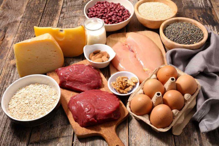 筋肥大に最適な 高タンパク質 食材5種類とそれらの効果