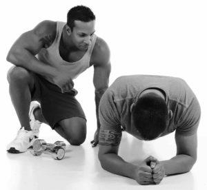 トレーニングパートナー