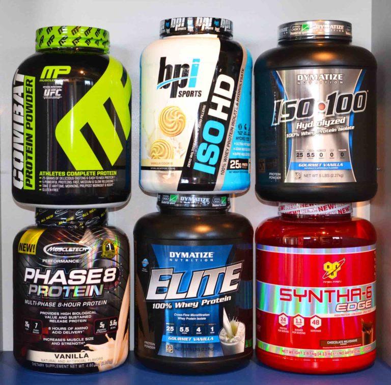 筋肥大を増大させる科学的裏付けのとれた厳選 サプリメント 3種