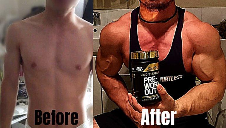 筋トレを1年間継続して増やせる 筋肉量 は何キロ?