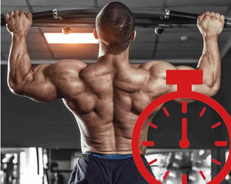 筋肉の緊張持続時間( TUT )を長くとると筋肥大は加速する