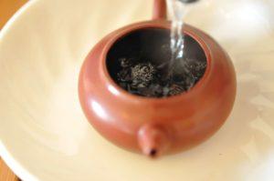 緑茶 の茶カテキンで筋肥大
