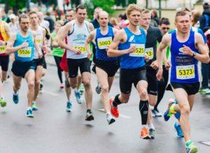 遅筋を使うマラソン有酸素運動