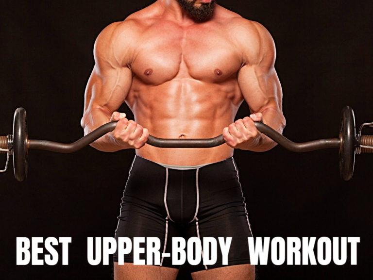 2分割 筋トレメニューで上半身を最も合理的に鍛え上げるトレーニング方法と種目