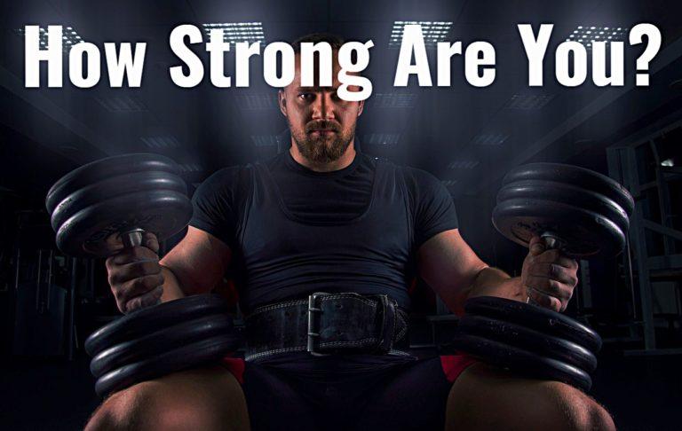 1RM(最大挙上重量)からあなたの トレーニングレベル を診断してみよう!