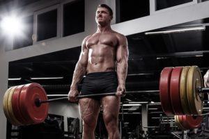 筋肥大に最適なレップ数
