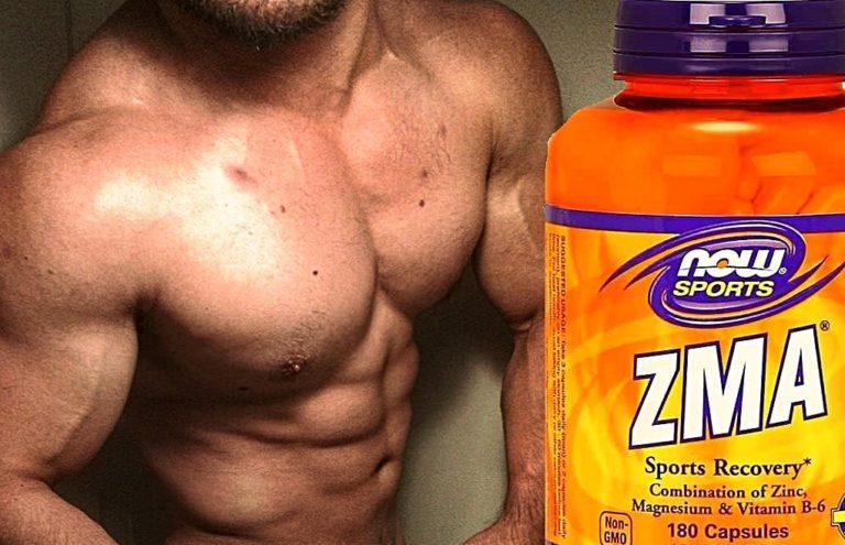 テストステロン値を上昇させる ZMA サプリの筋肥大効果について