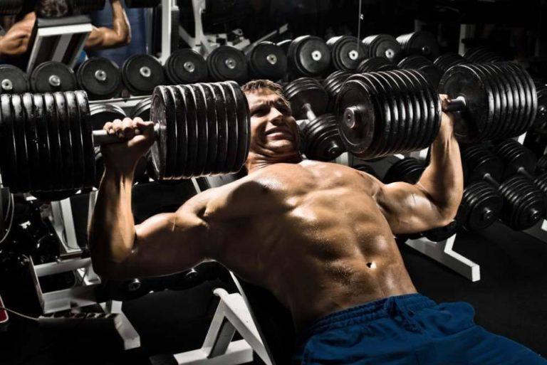 インクラインベンチプレス で大胸筋上部を最も効率的に鍛える4つのポイント