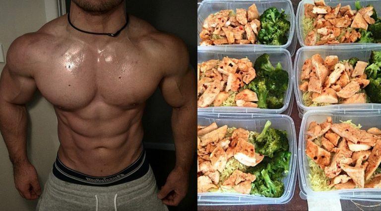 筋肥大を最大化する 食事頻度 と食事内容における4大重要ポイント