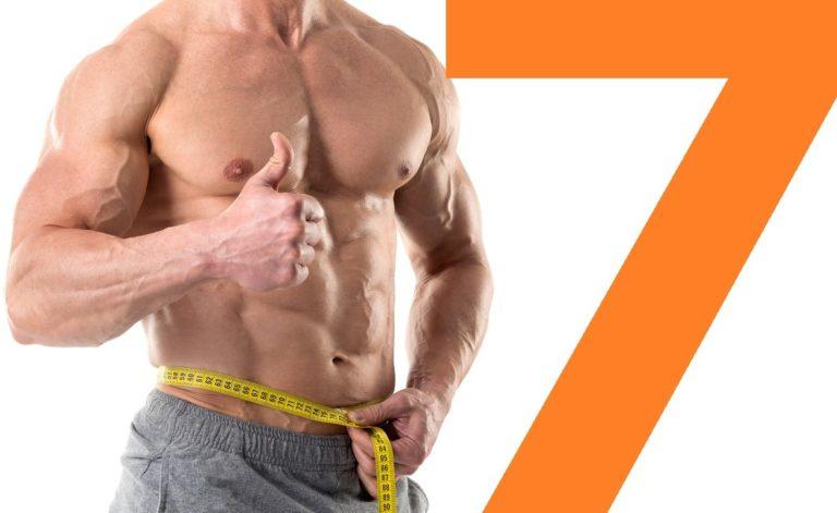 減量期 の摂取カロリーを効果的に減らす7つの具体的方法